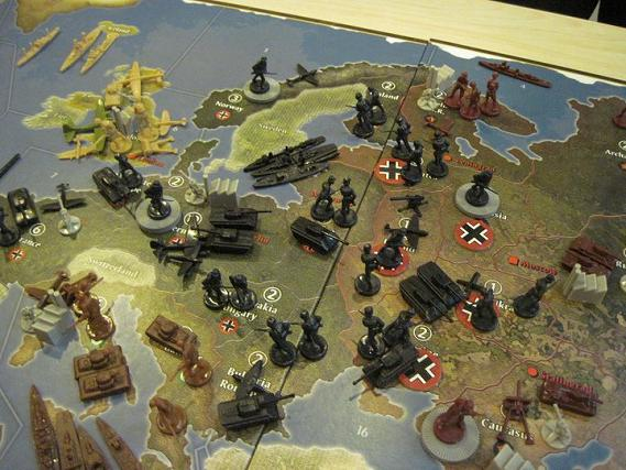 Knights of the Cardboard Castle » Axis & Allies Anniversary